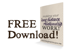 free long distance relationship ebook