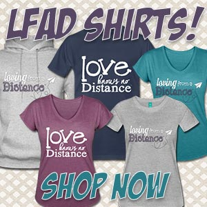 Loving From A Distance Shirt Store