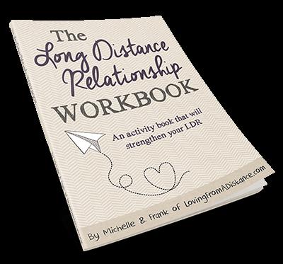 long distance relationship workbook