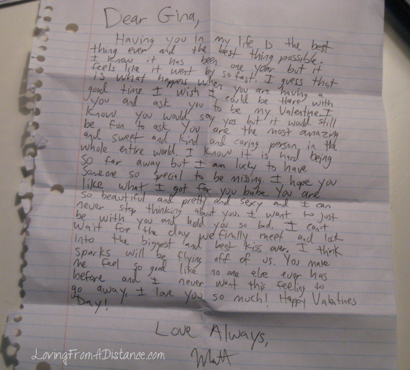 long love letters for her letter gallery distance relationship letters 23464 | 13