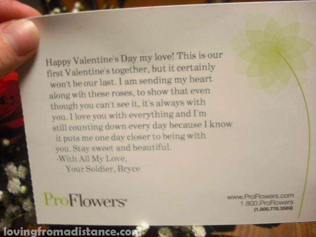 first valentine's day note | long distance relationships - 100+, Ideas