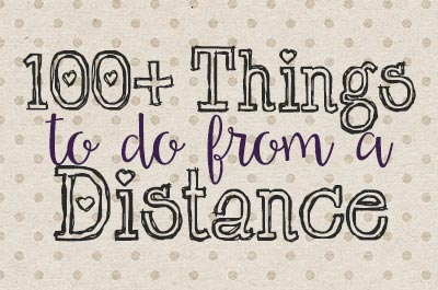 100+ things to do from a distance long distance relationship activities