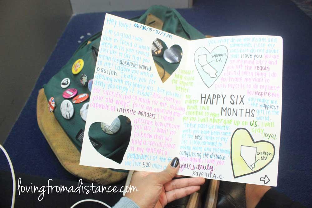 love letter card