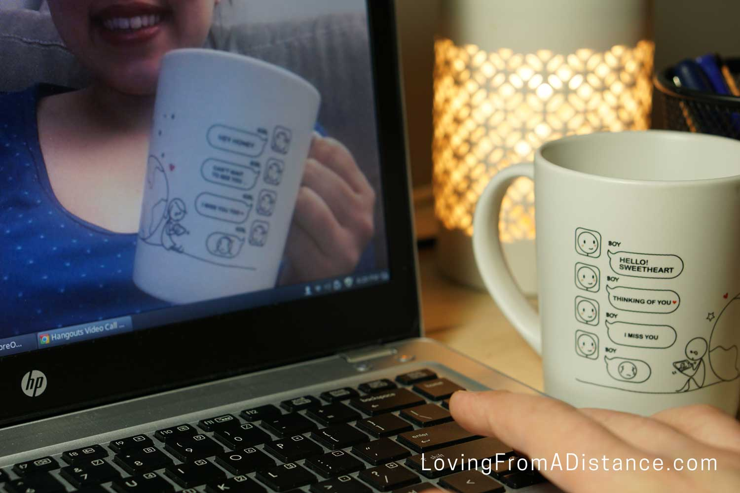 long distance relationship mugs