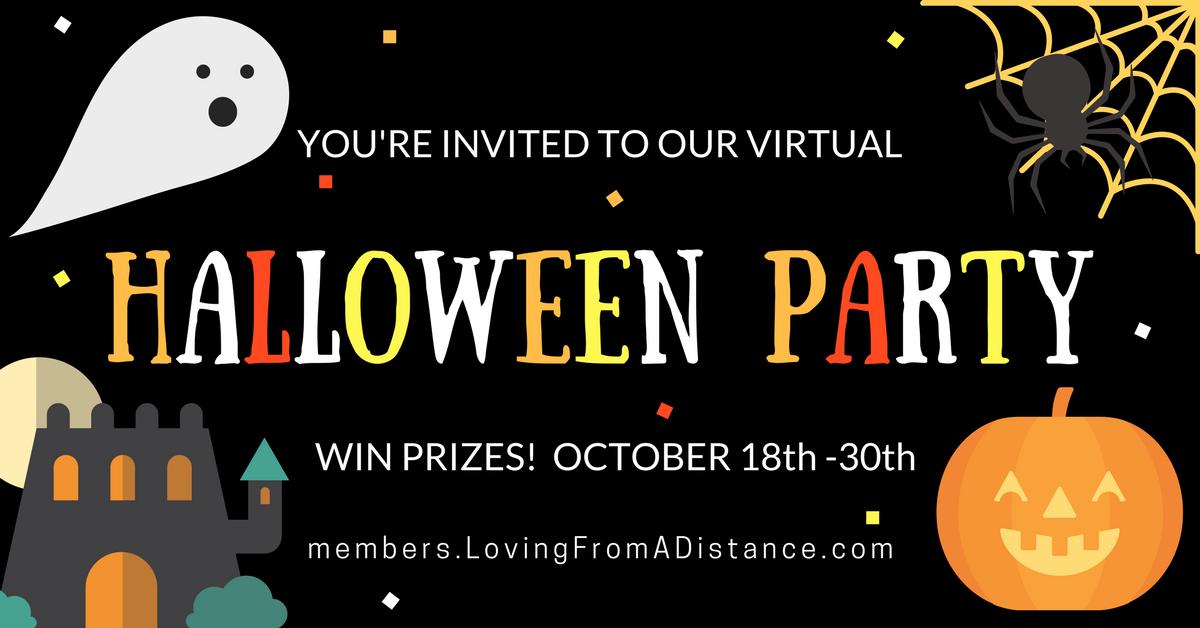 halloween party forum