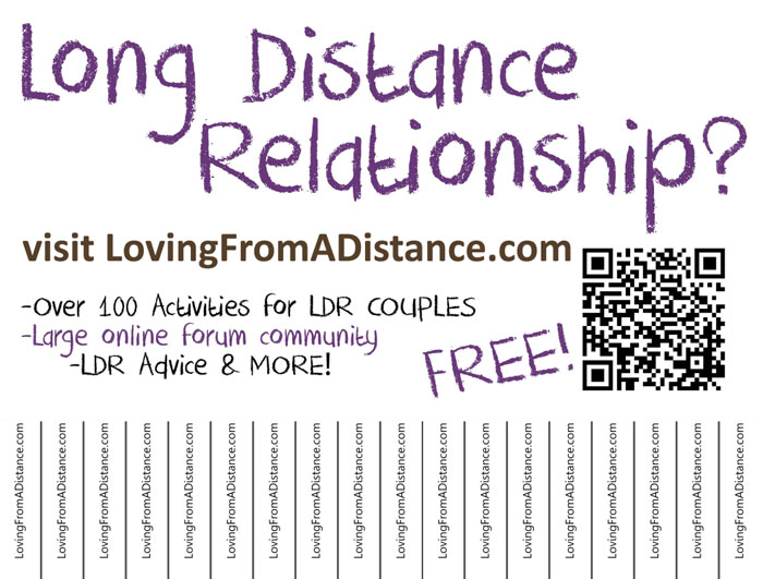 Lovingfromadistance