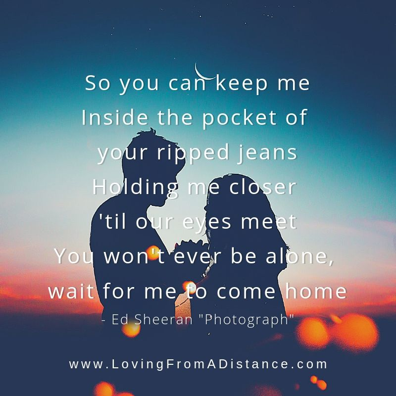 Long Distance Relationship Memes and Quotes | Loving From A ...